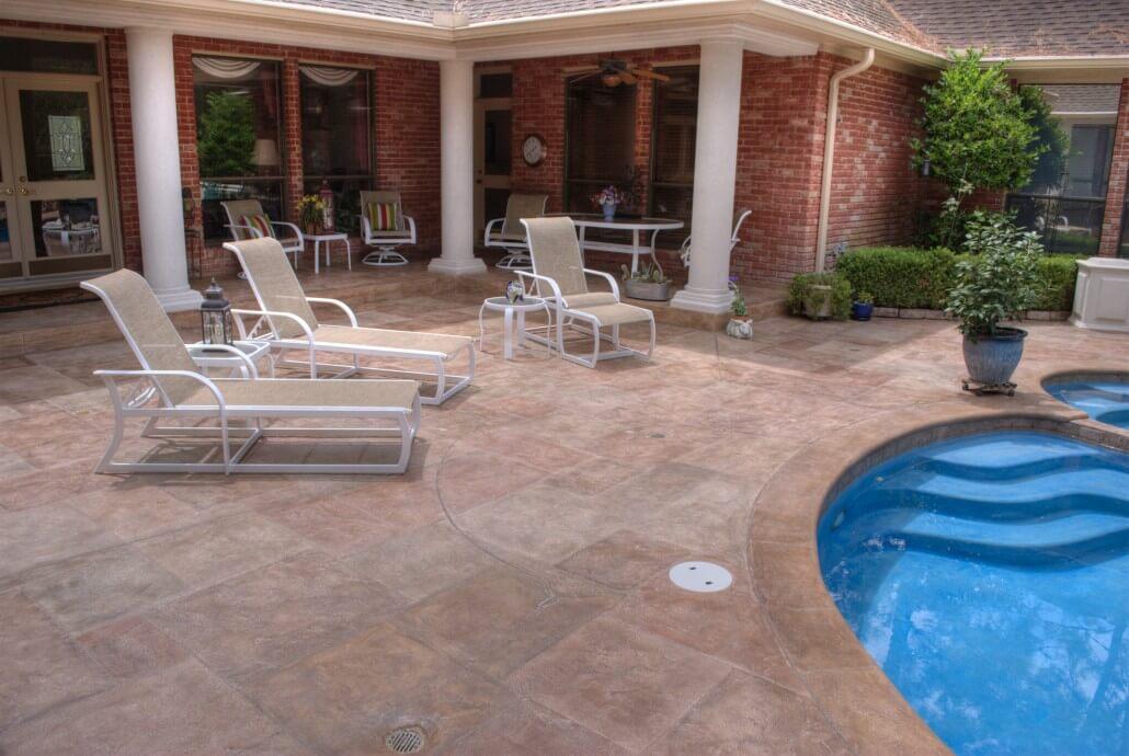 Pool Deck in Houston, Dallas, and Austin